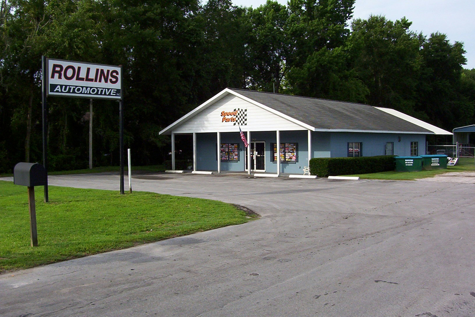 Rollins Automotive Inc. Now